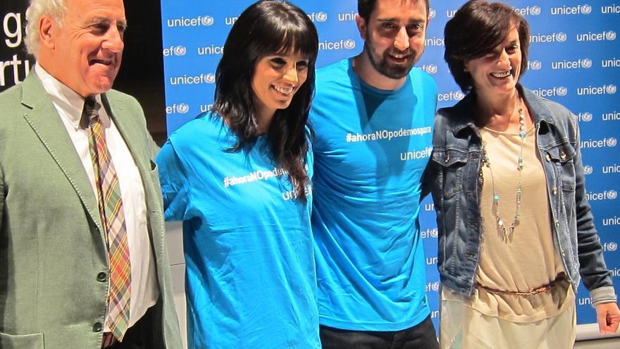 Unicef País Vasco y EITB presentan la campaña 'Ahora no podemos parar' para luchar contra la mortalidad infantil