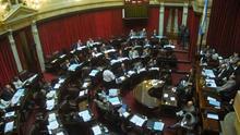 Homenajean a Cervantes y Shakespeare en el Senado argentino