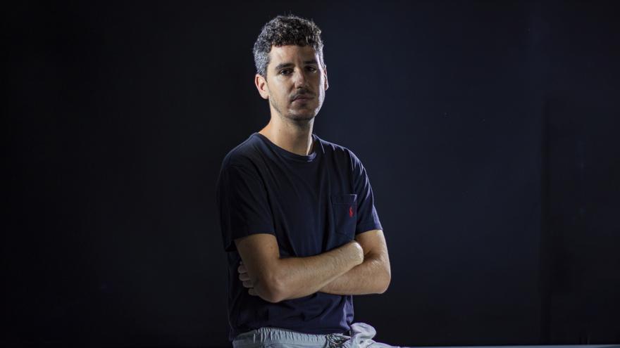 Julián Yanes, víctima de una agresión homófoba en 2016