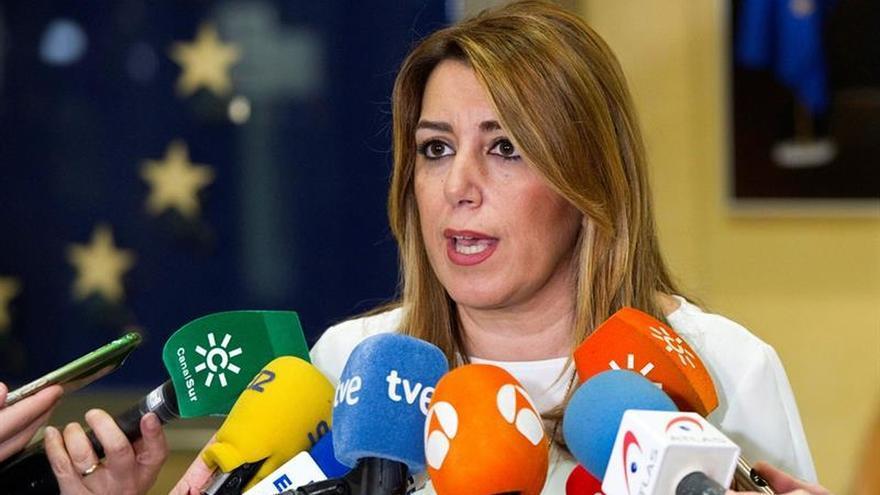 Díaz confía en una solución a las ayudas a la aceituna tras la coordinación de administraciones