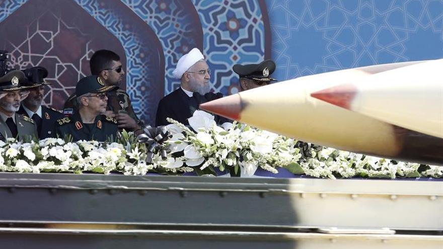 Irán desafía a EE.UU. con un refuerzo de sus capacidades militares