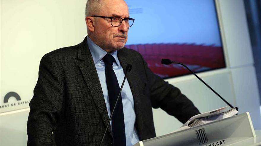 """El Síndic ve """"desproporcionadas"""" las acciones contra el 1-O en Cataluña"""