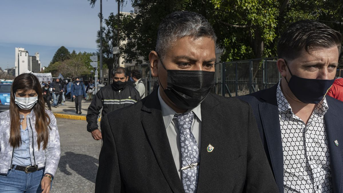 Previa de la sentencia a Luis Chocobar.