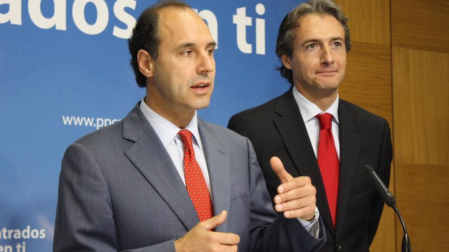 El presidente de Cantabria, Ignacio Diego, ha incluido al alcalde de Santander, Íñigo de la Serna, en su candidatura autonómica.