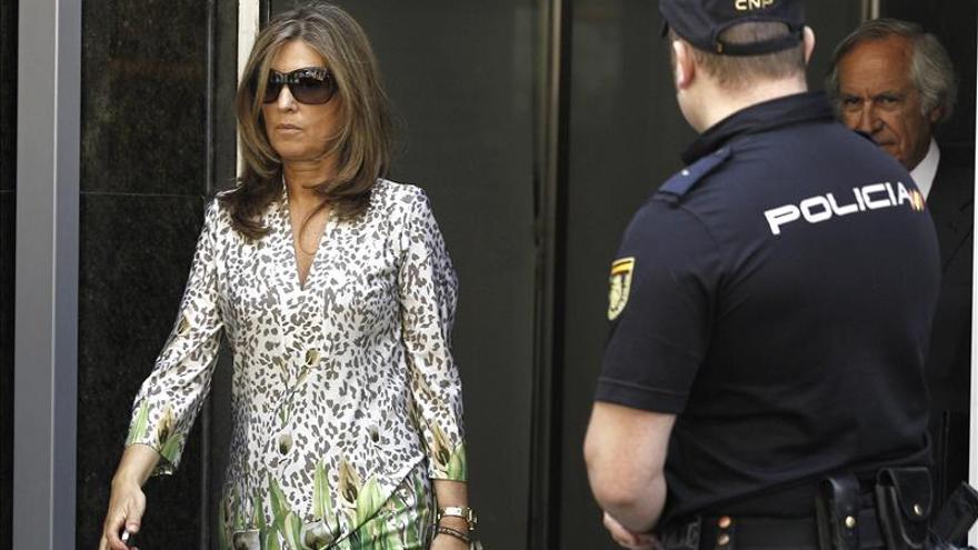 La Fiscalía pide una fianza civil de 5,9 millones para la mujer de Bárcenas