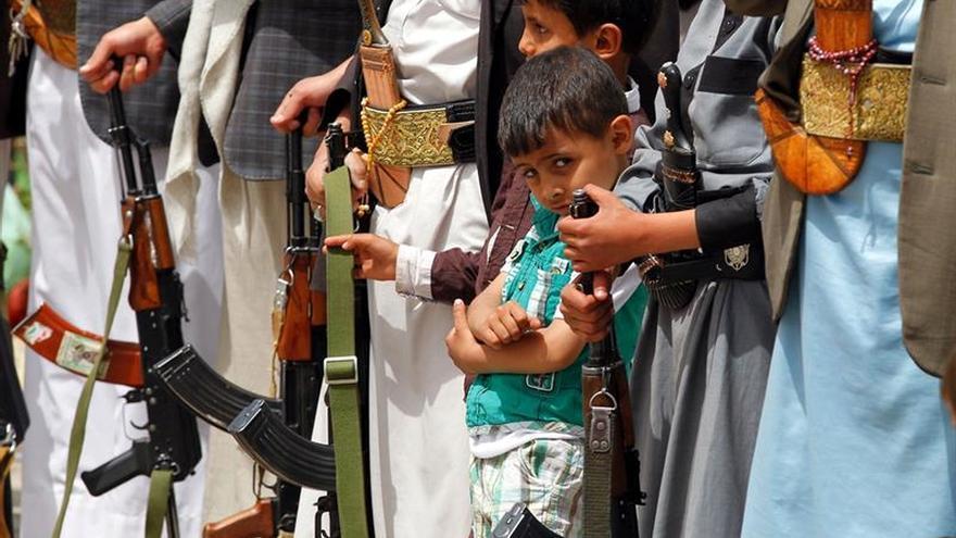 La ONU alerta de un gran aumento de ataques contra niños y de su uso en las guerras