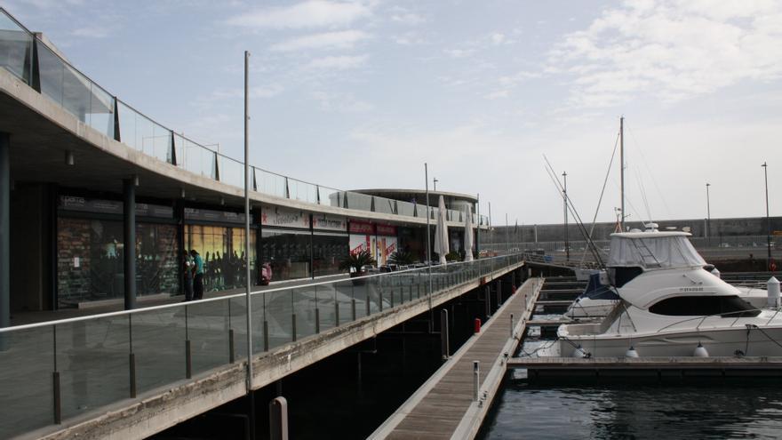 Instalaciones de Marina La Palma, en la capital.