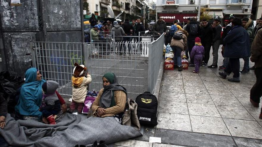 """""""Refugiados bienvenidos"""" registra 969 casas para los solicitantes de asilo"""