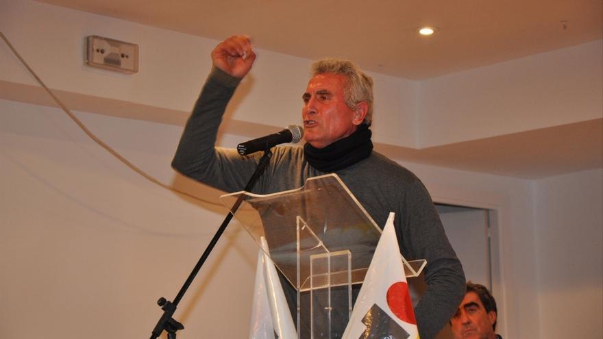 Cañamero aspira a cerrar la lista de Podemos por Sevilla para las generales
