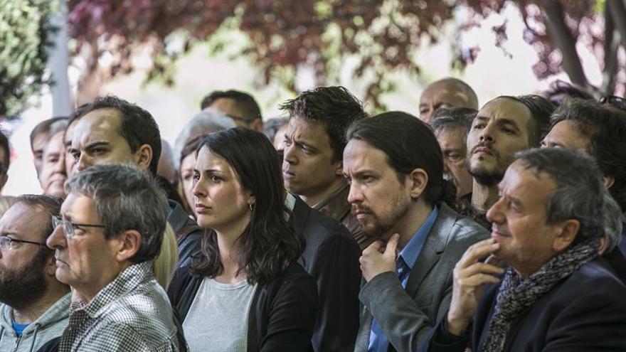 Los combatientes de la Nueve resurgen del olvido con un jardín en Madrid