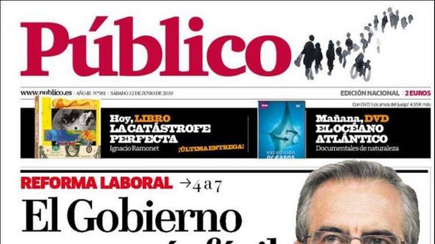 De las portadas del día (12/06/2010) #12