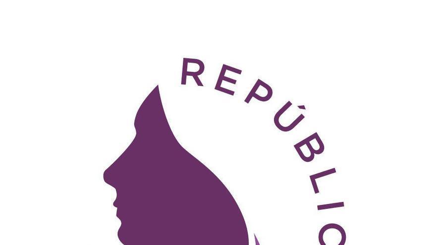 """El símbolo """"republicano y feminista"""" de Podemos"""