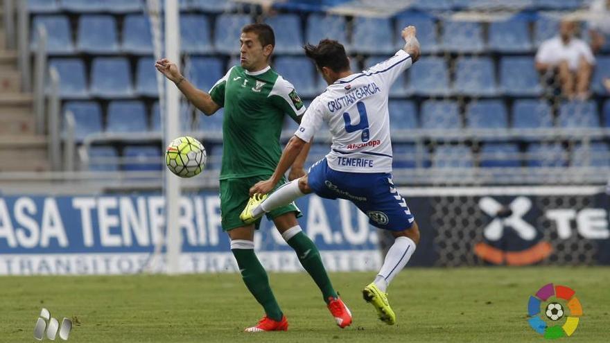 El Tenerife y el Leganés no pasaron del empate a cero en un anodino encuentro. (LFP).