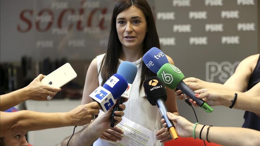 El PSOE afirma que ante la violencia machista no caben matices ni medias tintas