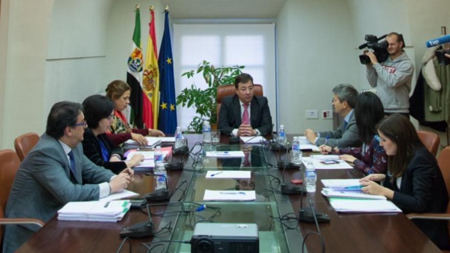Reunión del Consejo de Gobierno / Junta