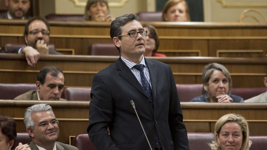 El comisionado del Gobierno de Canarias para el Desarrollo del Autogobierno y las Reformas Institucionales, Fernando Ríos.