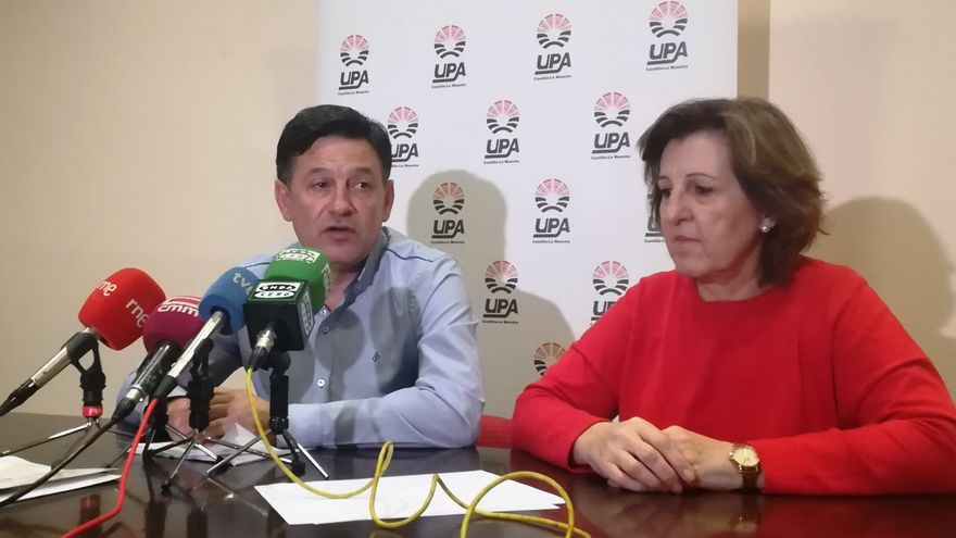 Julián Morcillo, secretario de UPA en Castilla-La Mancha