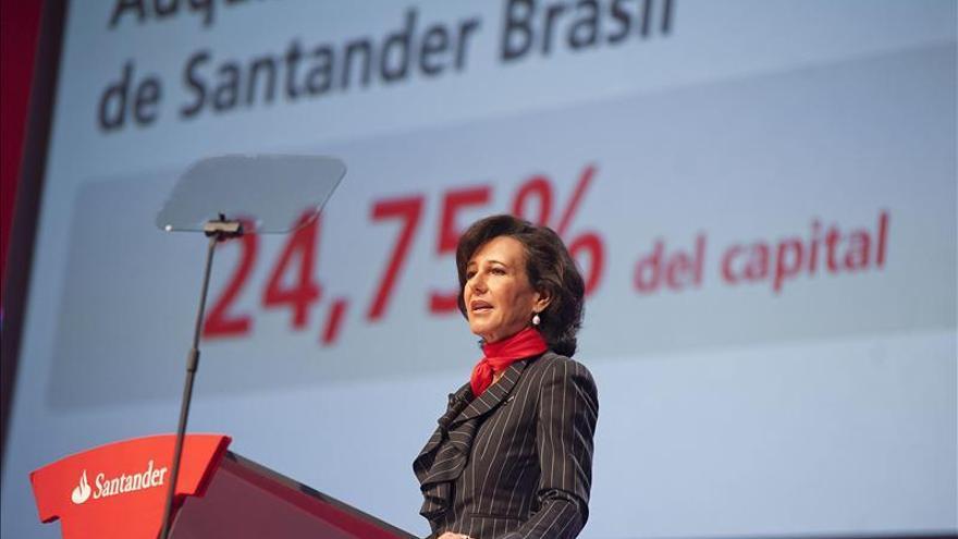Santander invertirá 41,6 millones de euros en hacerse con un 5 por ciento de Monitise