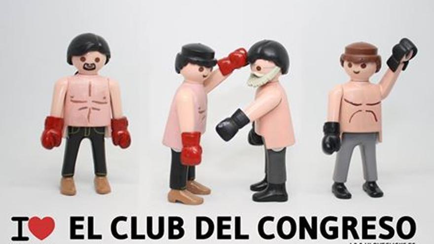 I love el Club del Congreso