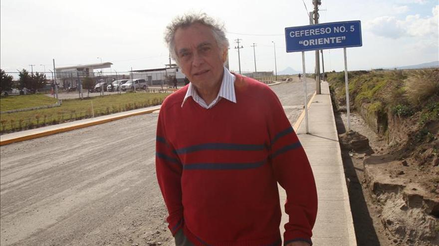 Padre de chileno detenido en México se dice aliviado por orden de liberación