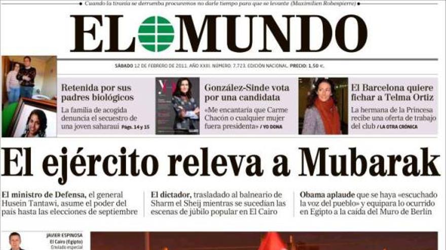 De las portadas del día (12/02/11) #8