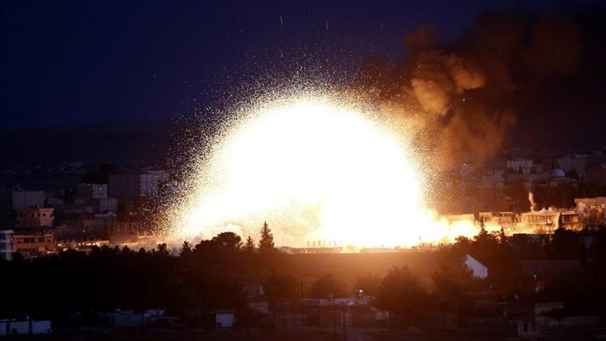 El ejército turco lanza un intenso bombardeo contra el PKK en el norte de Irak