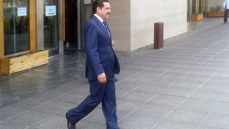 El exvicepresidente de la Diputación de Castellón, Francisco Martínez