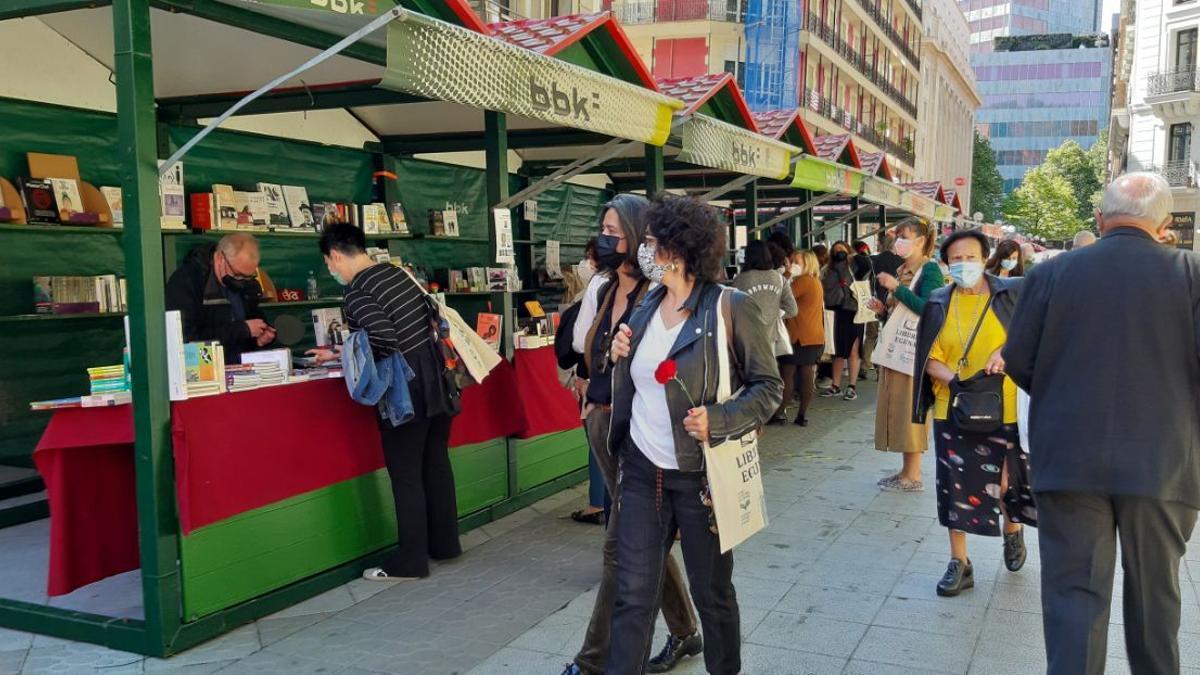 Día del Libro en Bilbao
