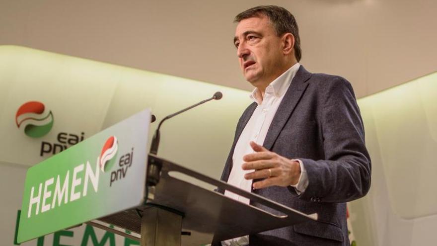 Aitor Esteban portavoz del PNV en el Congreso