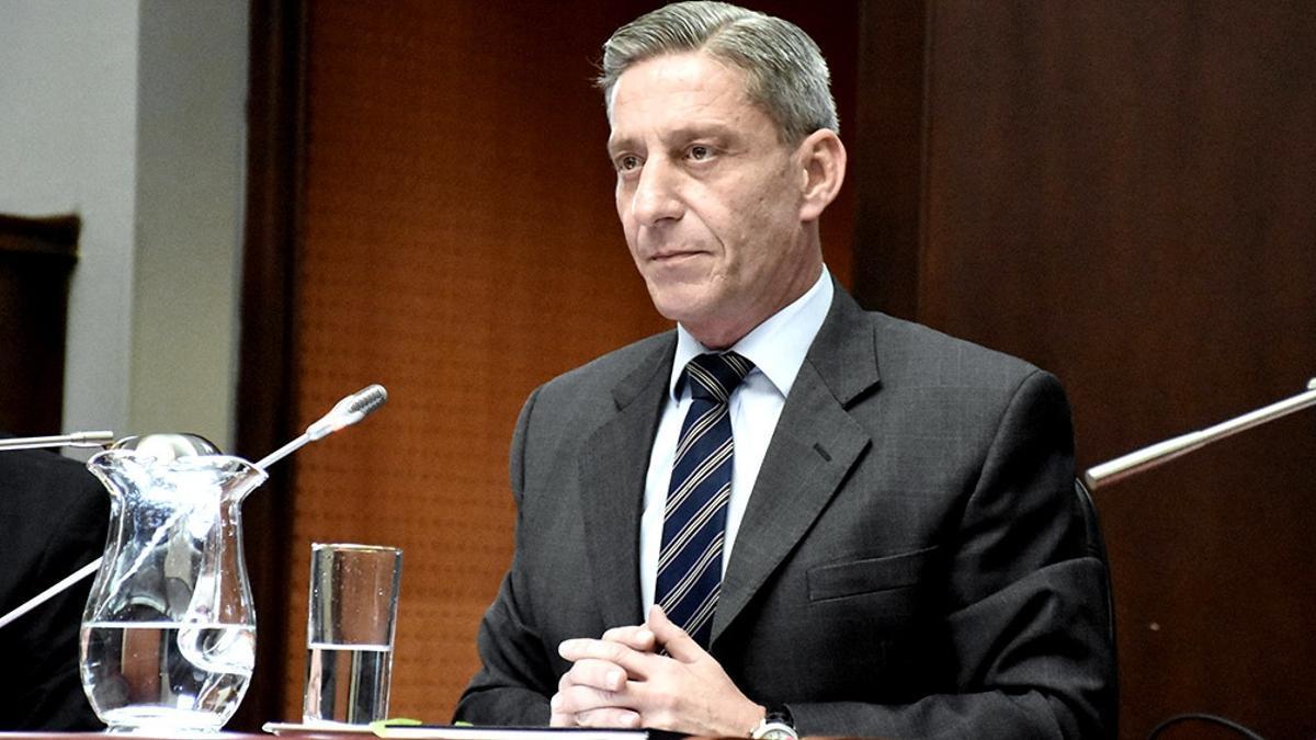 Gobernador Mariano Arcioni