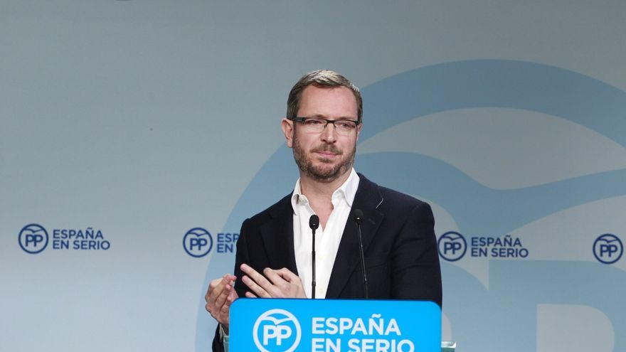 """Maroto tras ofrecer Aznar su apoyo a Rajoy: """"Cómo cambia todo"""""""