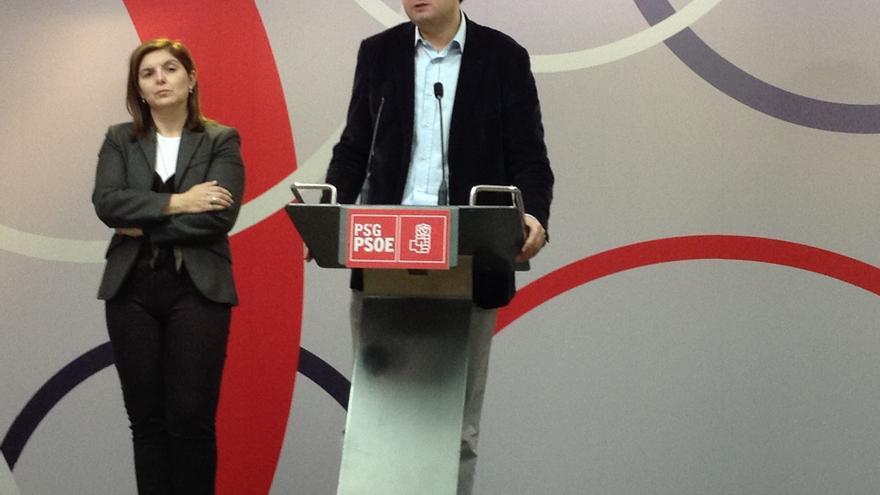 """Óscar López exige """"una rectificación"""" a Feijóo por sus declaraciones como """"hooligan"""" del PP"""