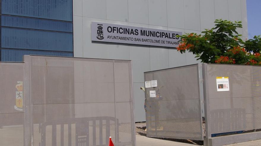 Oficinas municipales de San Bartolomé de Tirajana.