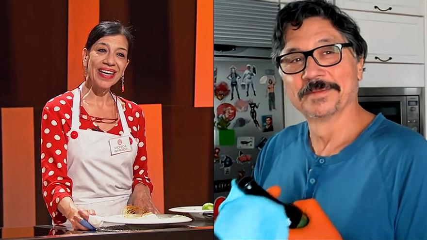 Los Bardem, cerca del doblete en TVE con Mónica en 'MasterChef' y Carlos en 'Cuarentena'
