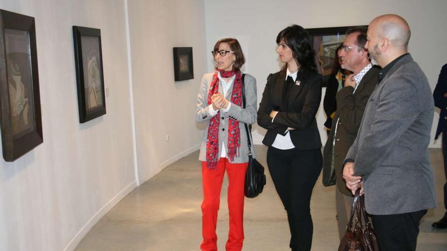 Exposición cubista Badajoz