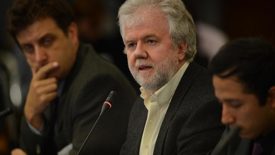 Rodrigo Uprimny es miembro del Comité de Derechos Económicos, Sociales y Culturales de la ONU