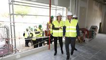 El Centro de salud de Los Olivos entrará en funcionamiento a finales de año y cambiará el mapa sanitario de Huesca