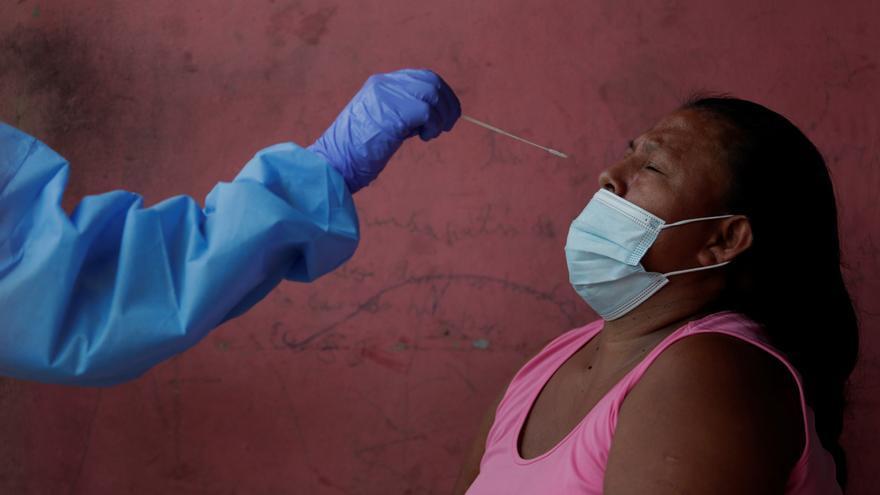 Panamá contabiliza 118.841 casos de la COVID-19 y 2.474 muertes