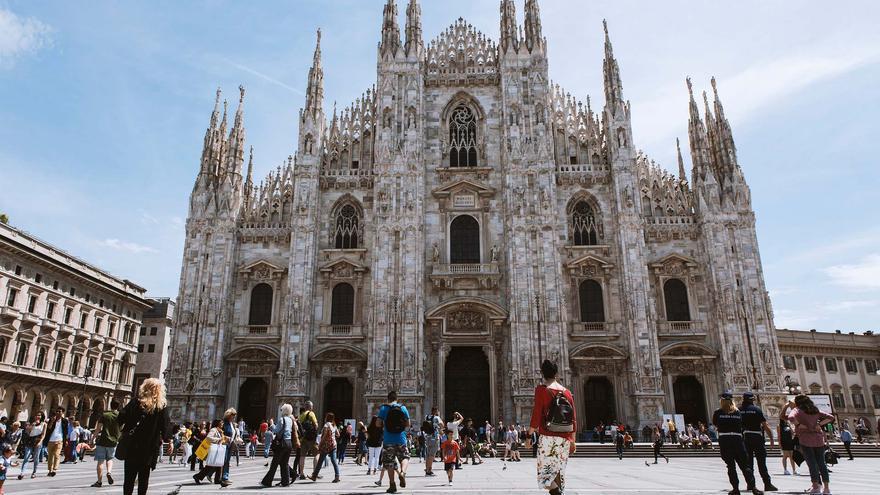 El duomo de Milán. Pixabay.