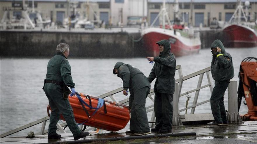 Identificado el cuerpo hallado en el mar en Lorbé (A Coruña)