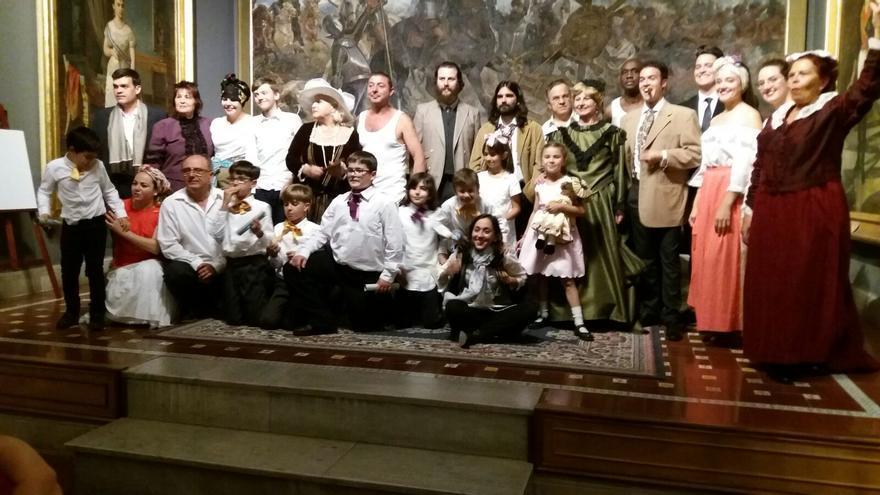 La representación tendrá lugar en el Teatro Social que el Círculo tiene en su sede de la calle Ruiz de Padrón.