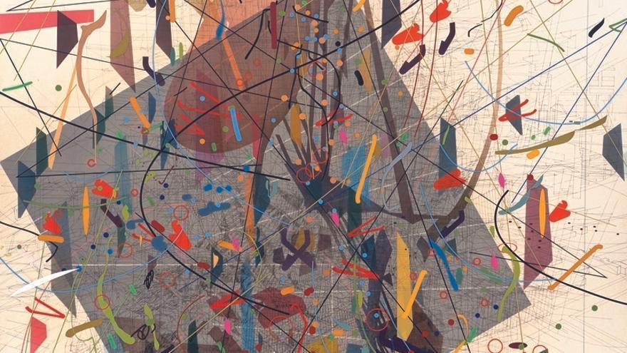 Centro Botín acoge de octubre a enero la muestra más completa de Julie Mehretu en Europa