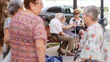 El envejecimiento reducirá la renta de cada español en 6.500 euros hasta 2050