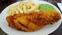 Fish and Chips, uno de los clásicos de la cocina barata británica. Ewan Munro (CC)