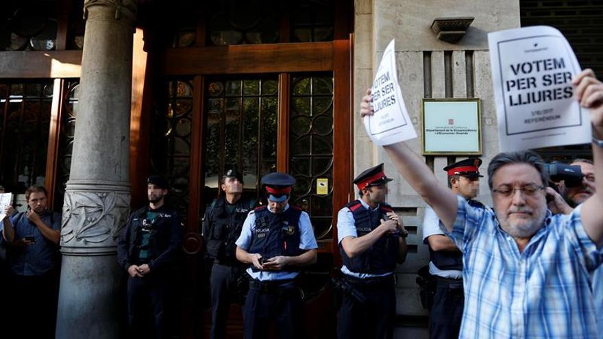 La Guardia Civil detiene al número dos de la conselleria de Economía del Govern
