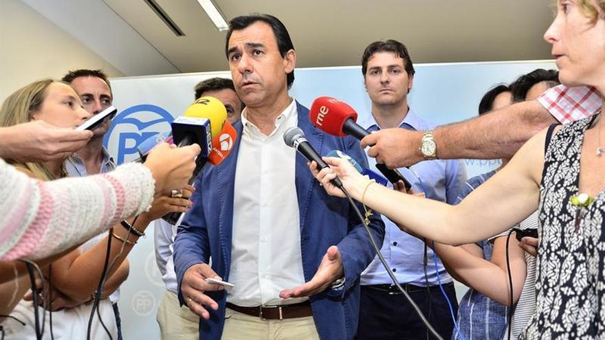 """Maillo avisa a C's que si no pasa al """"sí"""" puede activar la alternativa de izquierda"""