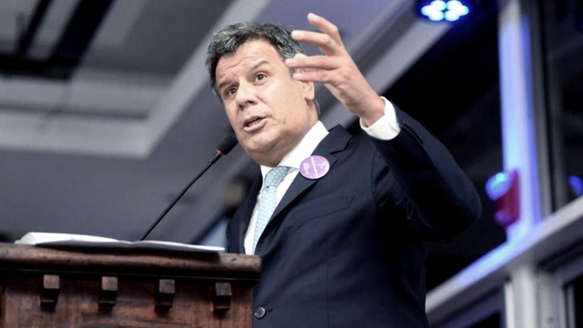 Facundo Manes, ante su primer desafío electoral