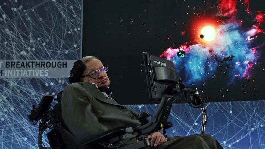 Una copia de la tesis de Hawking puede venderse por más de 100.000 euros