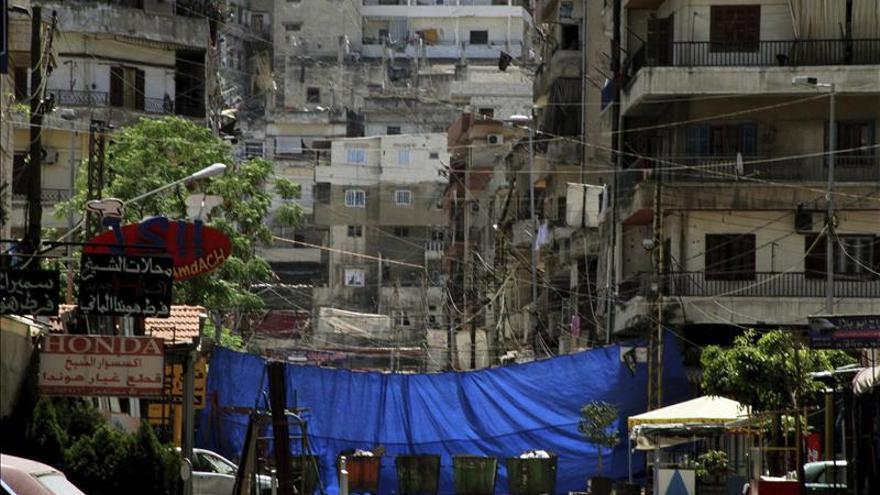 Al menos 6 muertos y 30 heridos ayer en el norte del Líbano, según la agencia nacional