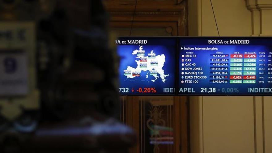 El alza del bono a diez años eleva la prima de riesgo de España a 111 puntos